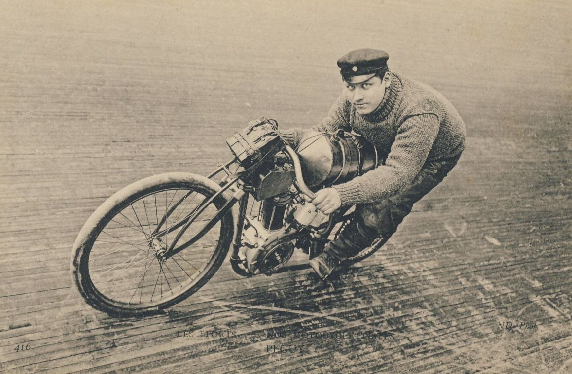 Board track racing::