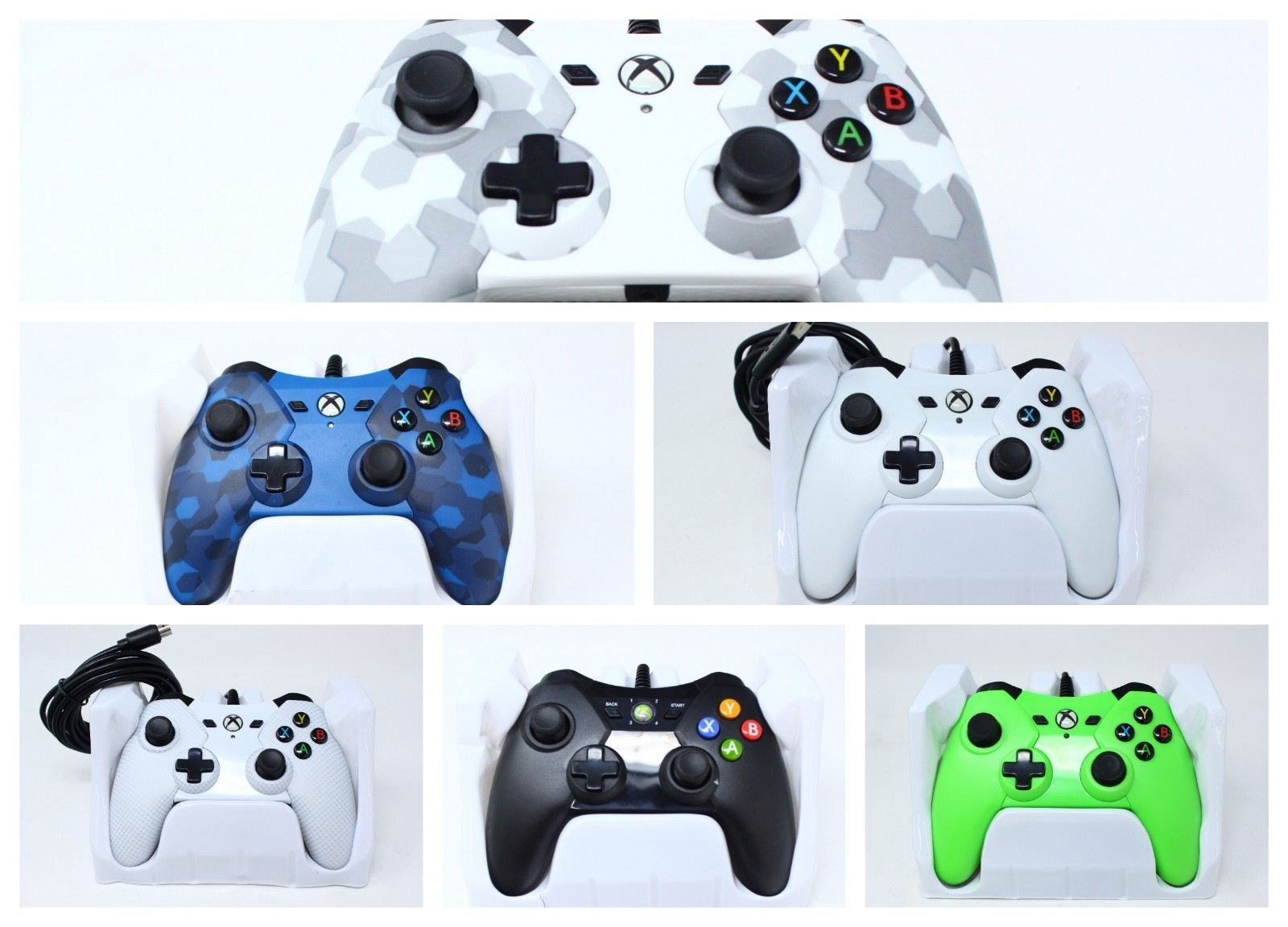 medium resolution of power a wired gaming controller for xbox one and windows 10 multi colors buy it now only 17 99 on ebay video accessories power wired gaming