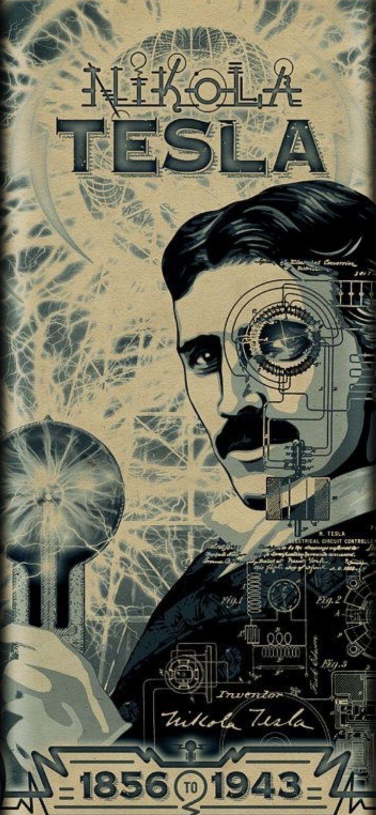 Tesla Wallpaper Knoxville Tennessee Art Galaxy Wallpaper Wallpaper
