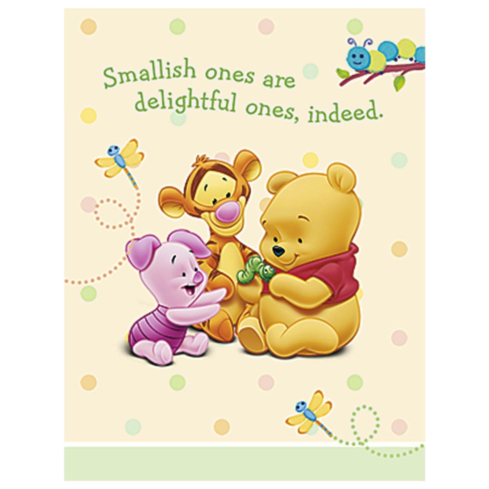 Baby Shower: Baby Shower Winnie Pooh Bebe