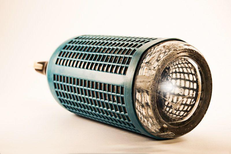   Sifón   Objetos caja de luz