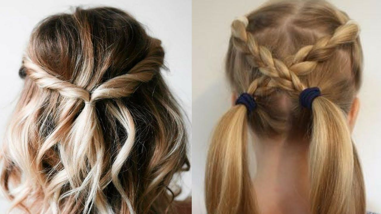 quick and easy hairstyles | hairstyle tutorial compilation