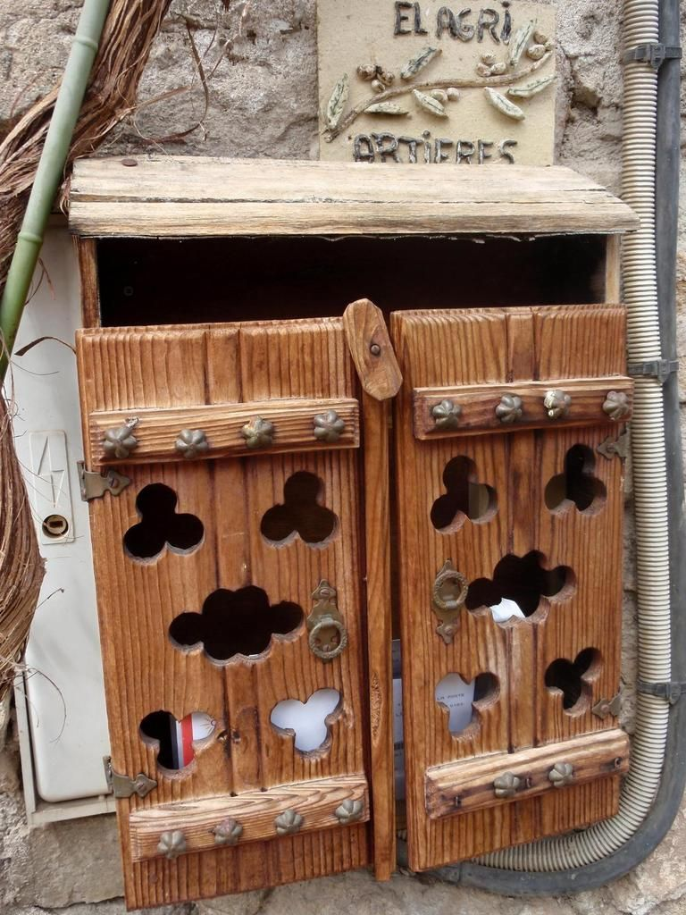 d co bo tes lettres originales bo tes aux lettres boite a lettre lettre a et boite. Black Bedroom Furniture Sets. Home Design Ideas