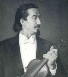 Henri Wieniawski Polish Composer Henryk Wieniawski 1835 80 Has Been A Good Friend To Violinists Classical Music Music