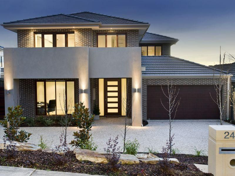 Modern house | Houses | Pinterest | Liberty, House and House color ...