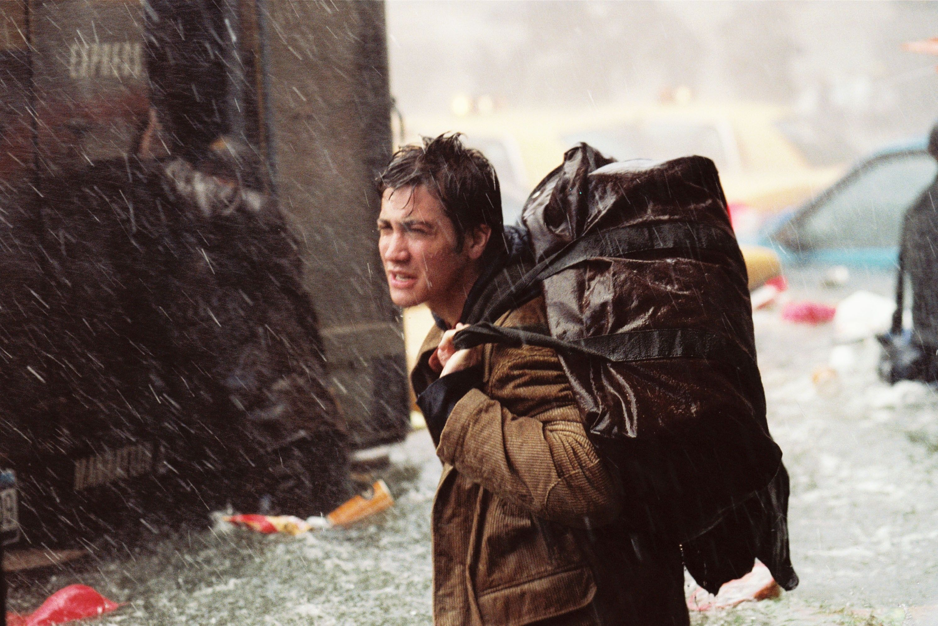 The Day After Tomorrow Jake gyllenhaal, Disaster movie