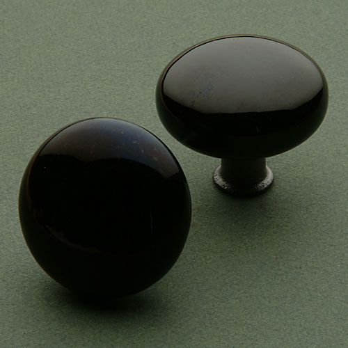 Black Antique Door Knobs: Remodelista | Fixtures | Pinterest | Door ...