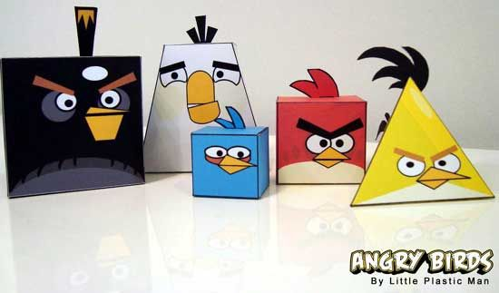 Omg Angry Birds Printables Great Idea For A Party Decoration