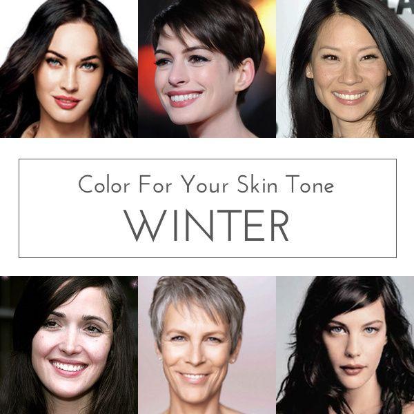 14 Hasil Jepretan Vertikal Panorama Dari Berbagai Negara Keren Skin Tones Winter Skin Tone Skin Tone Hair Color