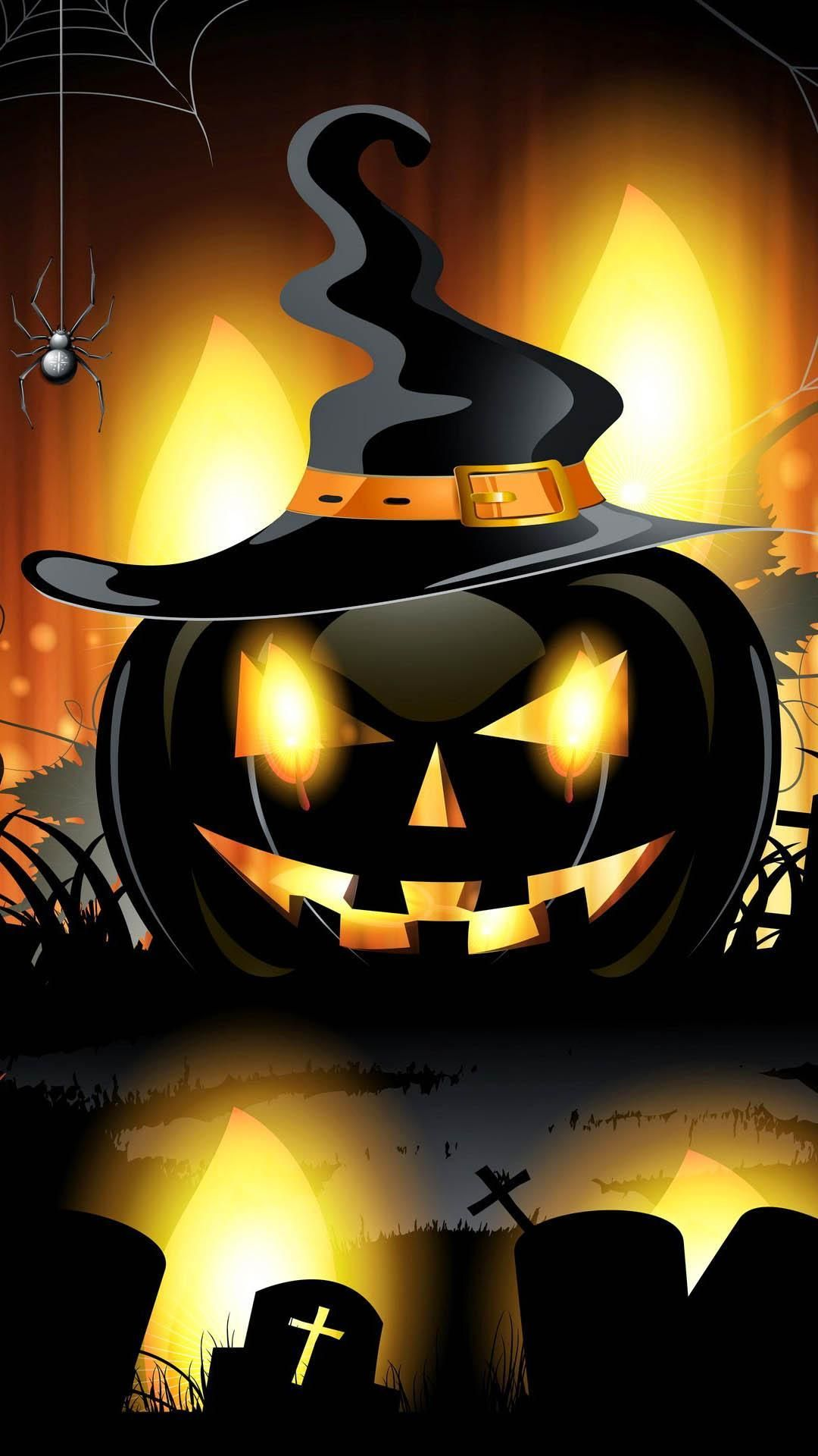 Halloween Hd Wallpaper Android in 2020 Halloween
