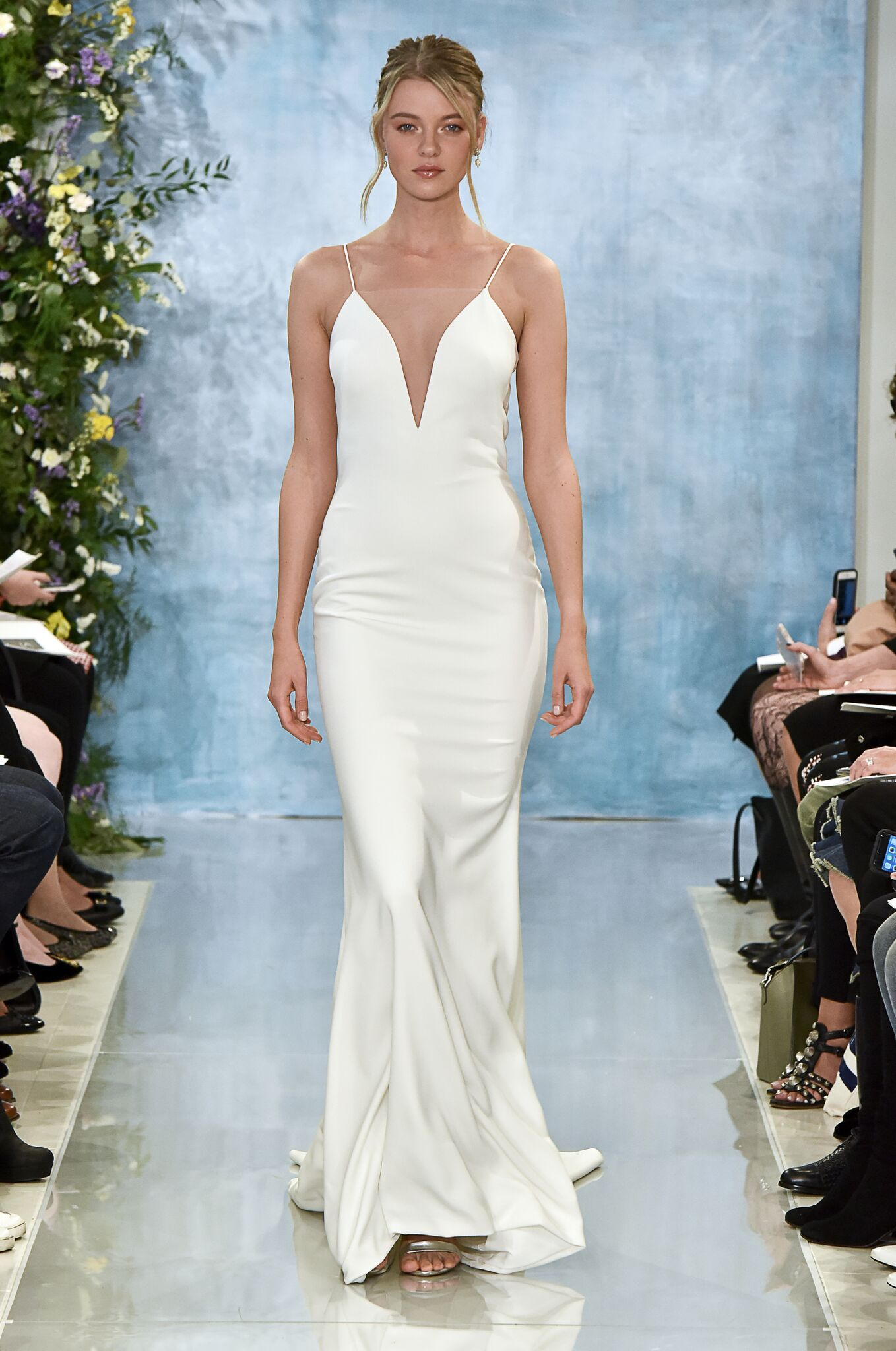 16 - Bruna Front_preview | Theia Bridal Fall 2018 | Pinterest ...