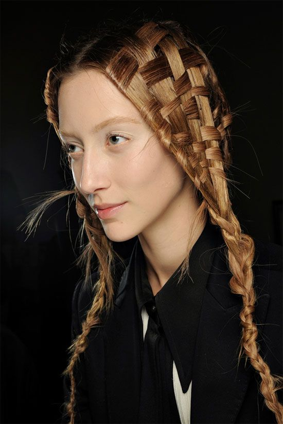 Miraculous 1000 Images About Hairstyles On Pinterest Her Hair Girl Hair Hairstyle Inspiration Daily Dogsangcom