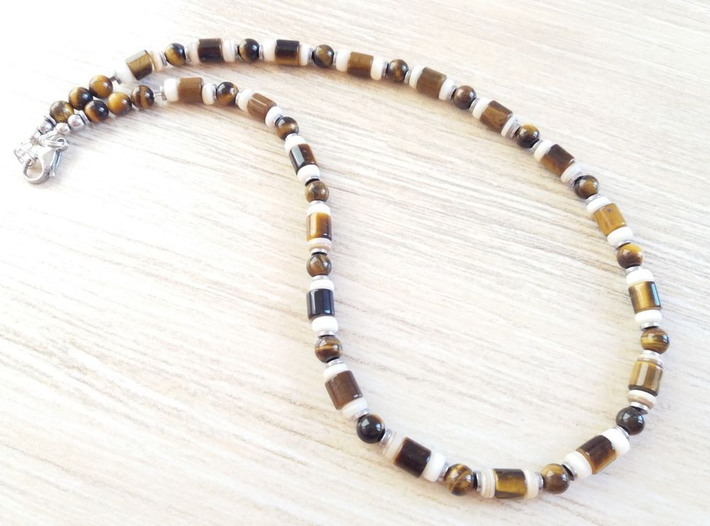NON MAGNETIC HEMATITE NECKLACE 6mm beads