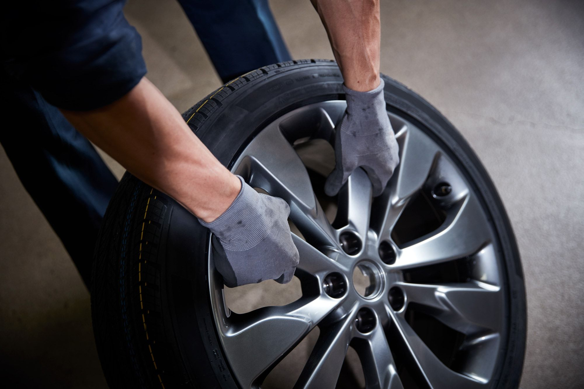 When To Purchase New Tires For Your Volvo S60 Are You Wondering