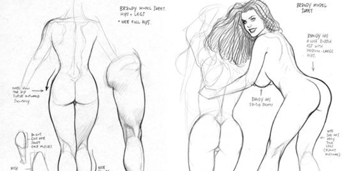 Enjoy a collection of references for Character Design: Female ...