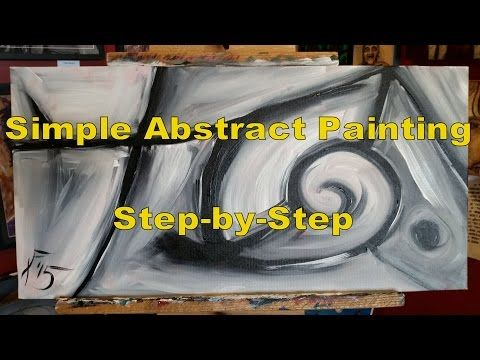 Metallic Abstract Art Paintings Bing Video Painting With