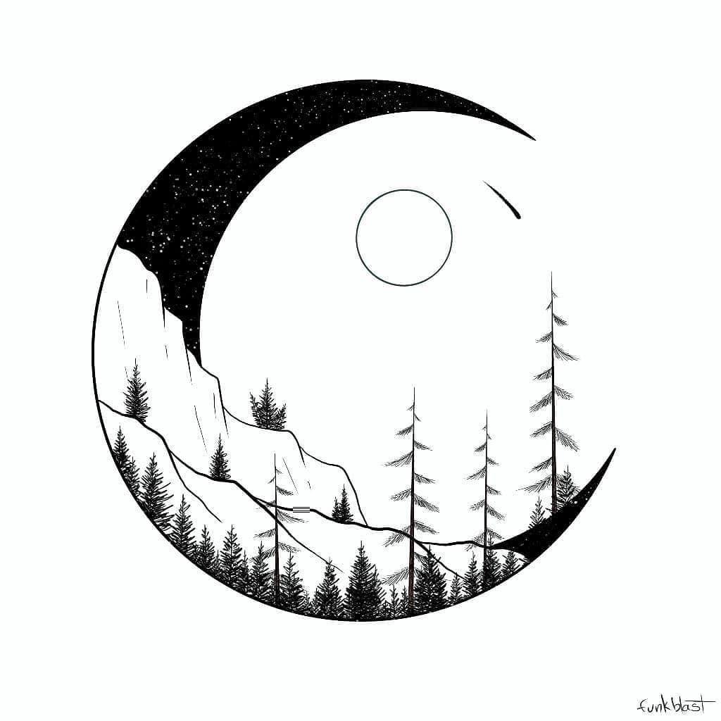 "Black and White Illustrations on Instagram: ""Illustration ..."