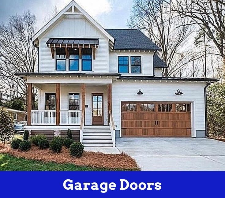 Role Of Garage Door In Garage Design: Seal Garage Door. #garage, #garagefloor