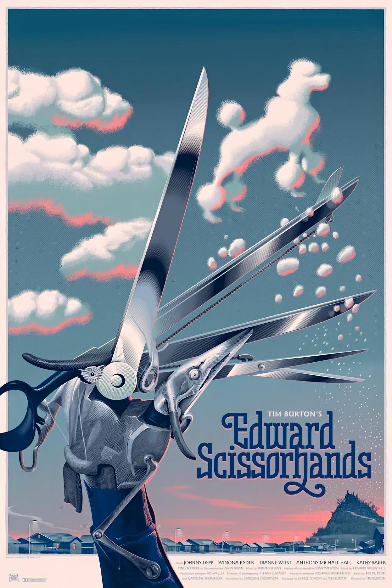 Edward Scissorhands 1990 Hd Wallpaper From Gallsource Com