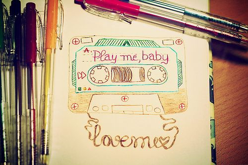 Play me, baby. I'm a special lovemix for you.