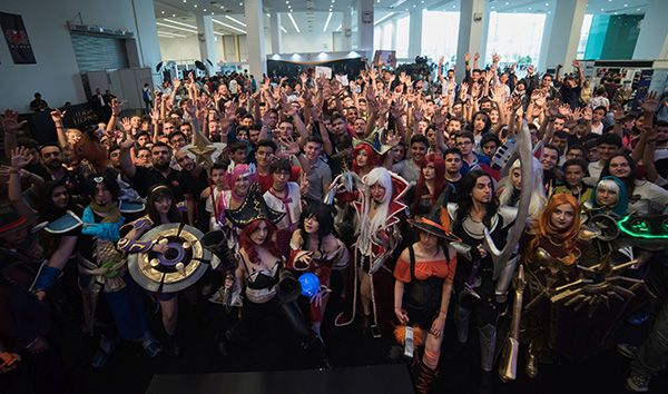 E-Gameshow'da League of Legends Üniversite Ligi Finali Heyecanı