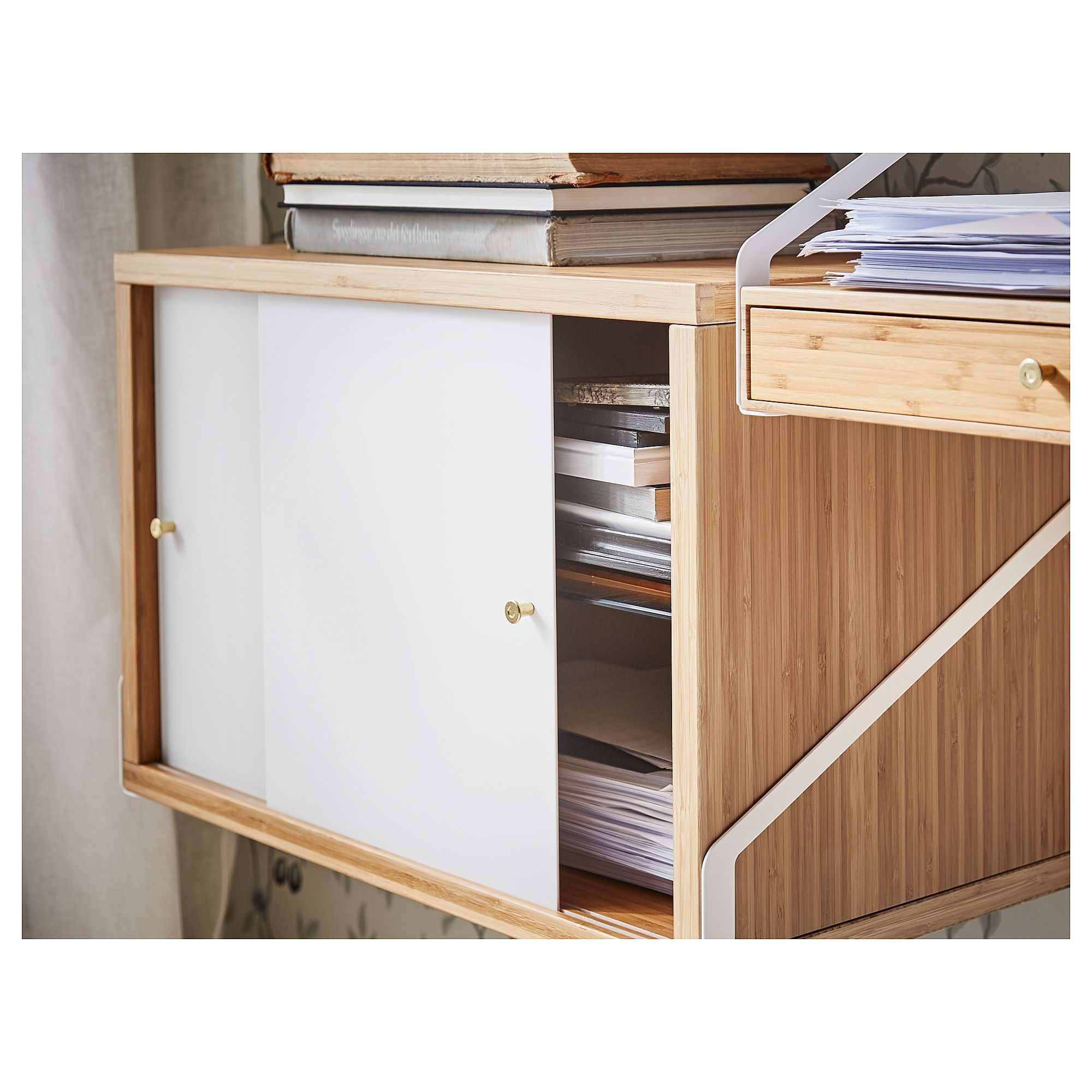 Us Furniture And Home Furnishings Ikea Ikea Svalnas Bamboo