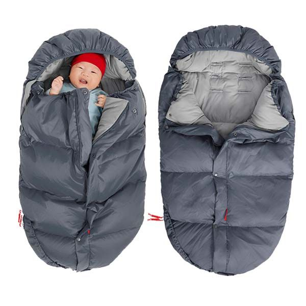 Luxury Duck Down Stroller Footmuff | phil&teds £99