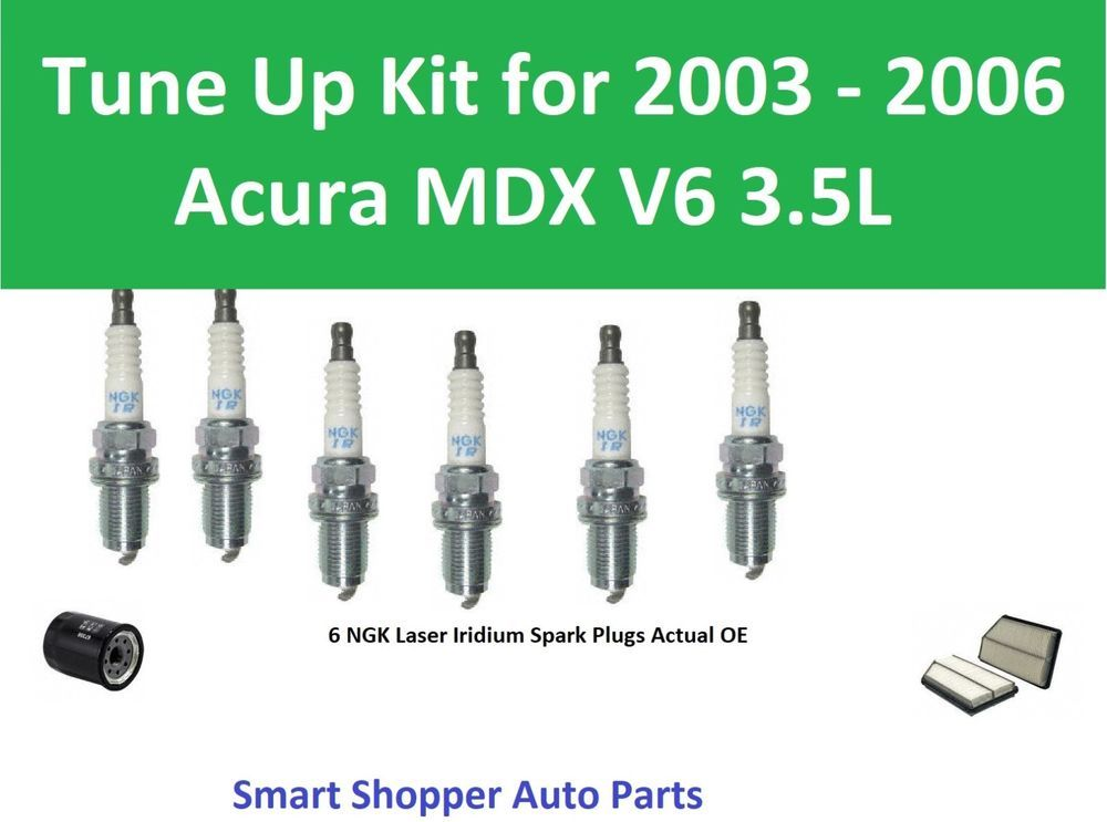 Tune Up Kit2000-2005 Mitsubishi Eclipse Spark Plug Wire Set Cabin Oil Air Filter