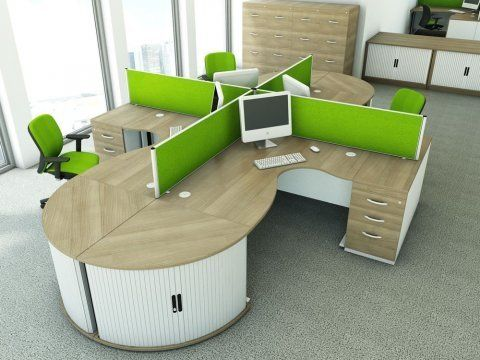 Office Desk Guide To The Diffe Types Of Including Wave Desks