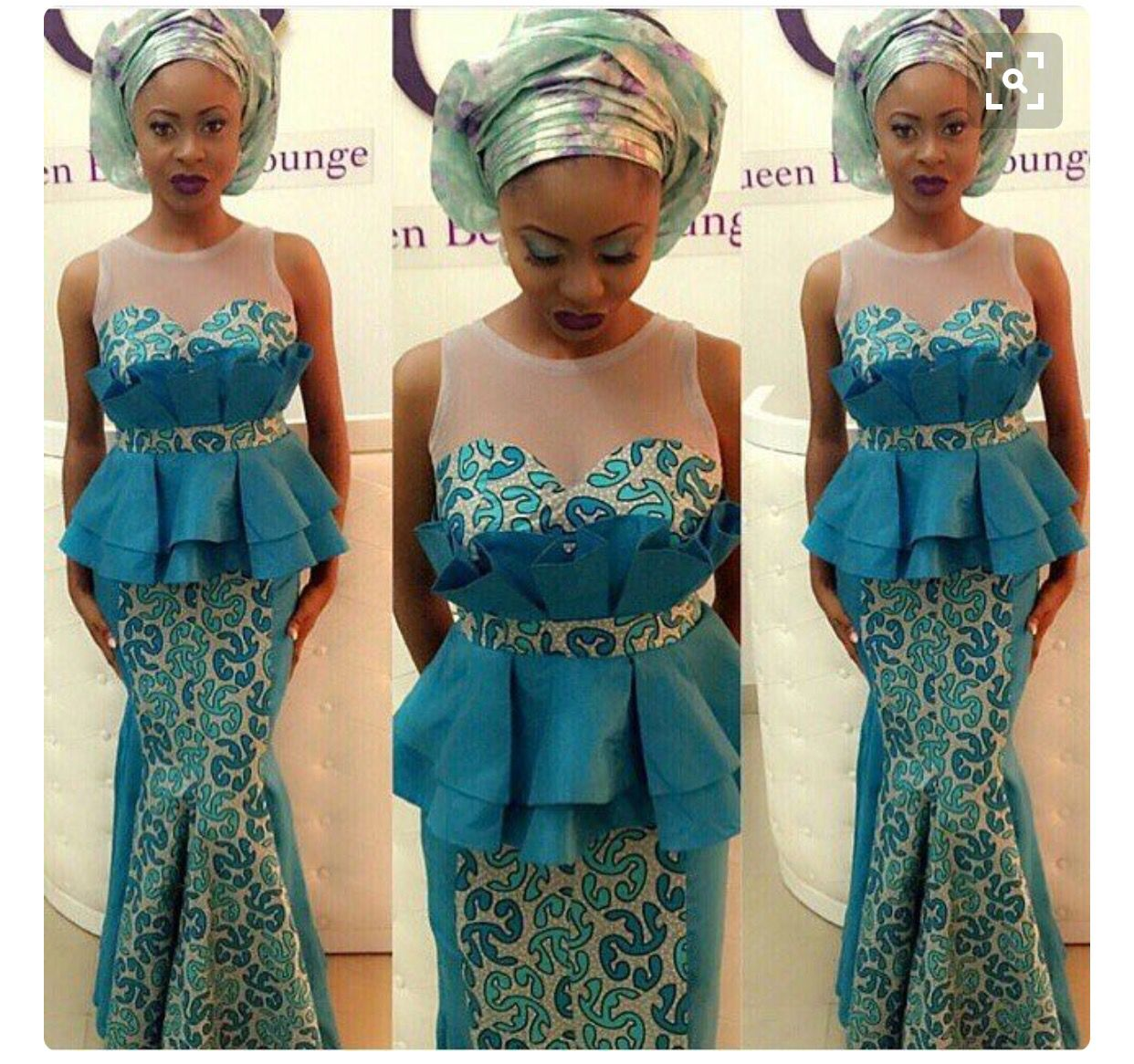 Lastest African Style African Fashion Trending African Style Nigeria Wedding Asoebi Wedding