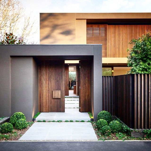 Contemporary Home Exterior Design Ideas: BAS Properties Inspo ️ ️