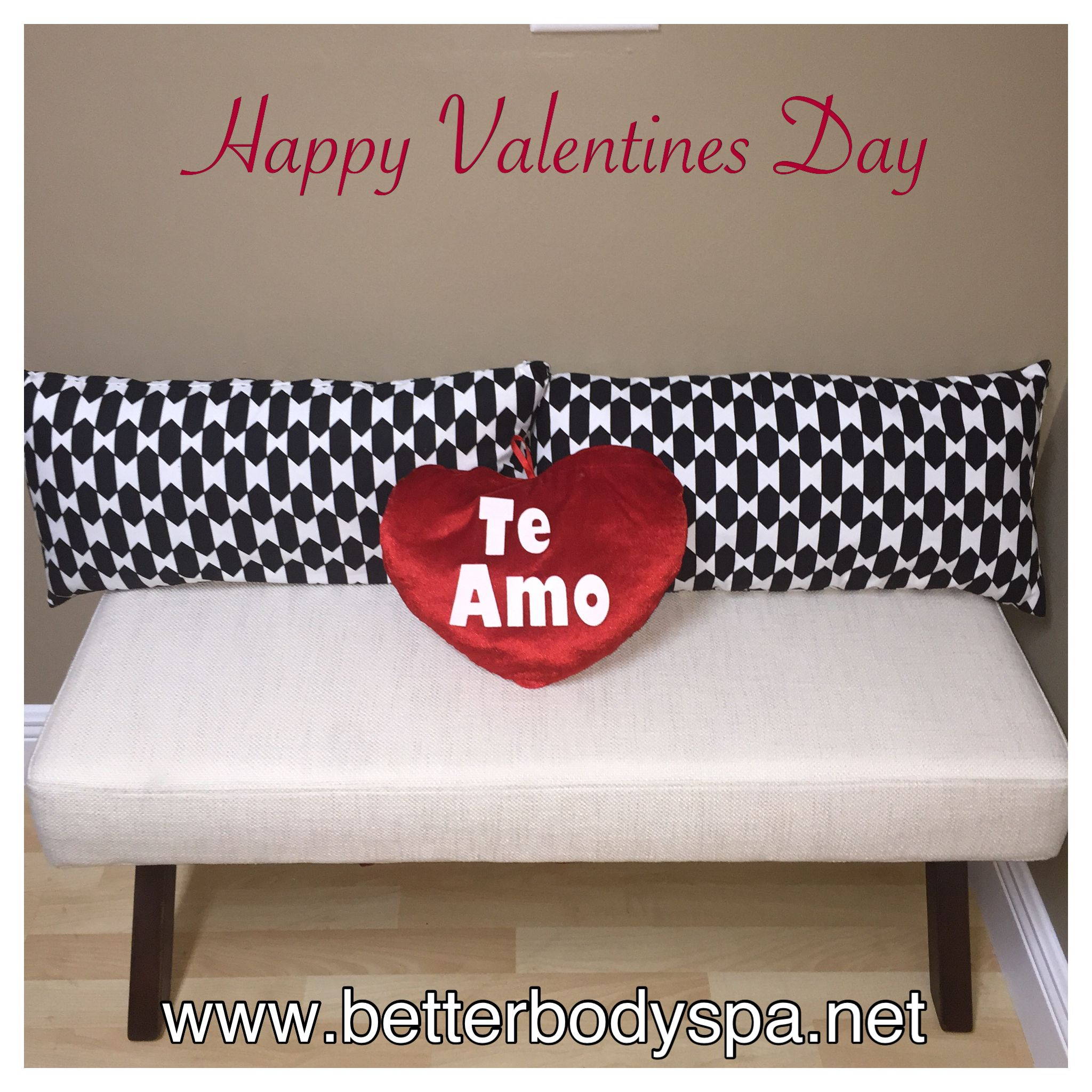 Happy Valentine's Day at Better Body Spa in Fort ...