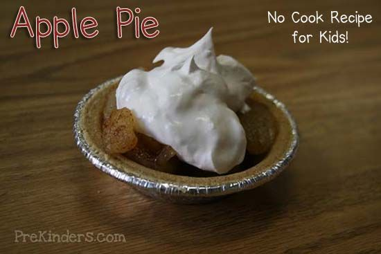 how to make individual apple pies