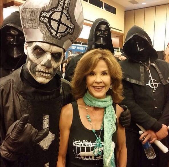 Lucifer Linda: Ghost / Ghost B.C. - Band