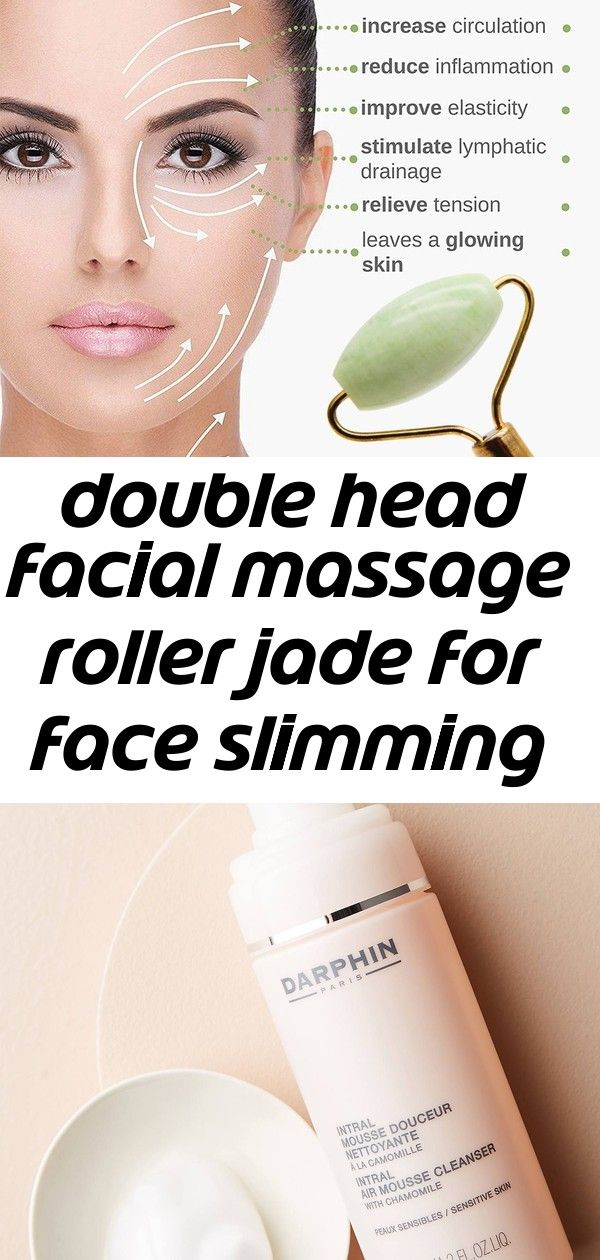 Double head facial massage roller jade for face slimming body head neck 9 Double Head Facial Massage Roller Jade For Face Slimming Body Head Neck Price  1000  FREE Shippi...
