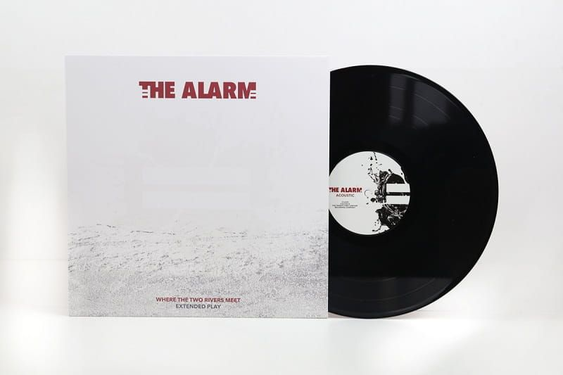 The Alarm Where The Two Rivers Meet 12 Vinyl Ingrooves 21st Century Manufactured By Key Production Vinyl Vinylrecord Record Store Vinyl Records Vinyl