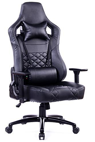 Enjoyable Blue Whale Big And Tall Gaming Chair Racing Video Game Chair Spiritservingveterans Wood Chair Design Ideas Spiritservingveteransorg