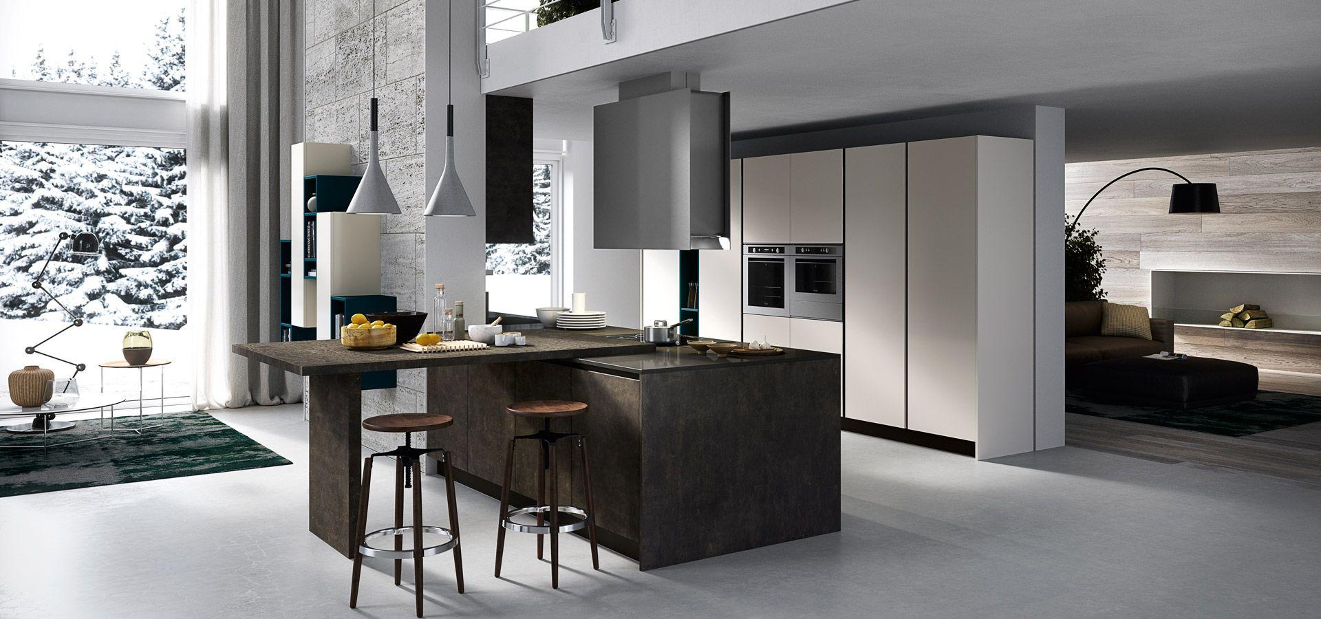 Cucina Moderna A Trieste.Pin Di Jilson Rodas Su Cocinas Idee Per Decorare La Casa
