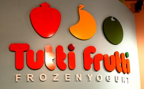 Tutti Fruitti in Durham...hands down the best frozen yogurt place...and I didn't realize there was a difference until I tried this place.  (Better than ice-cream!)