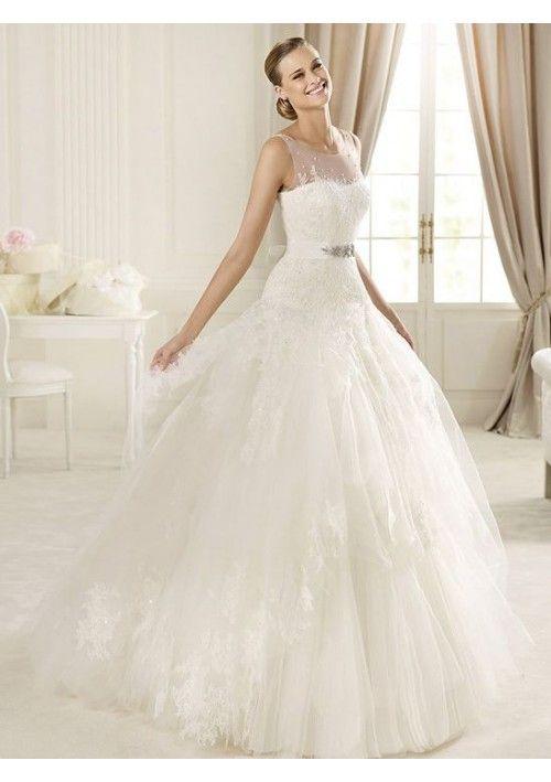 Ball gown wedding dresses 2013 – Dress ideas
