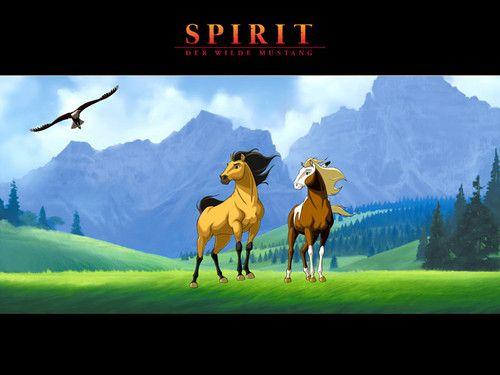 Spirit Stallion Of The Cimarron Wallpaper Spirit Stallion Of The Cimarron Spirit The Horse Spirit And Rain Horse Art
