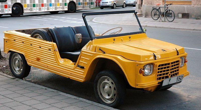 Citroen Mehari Retro Cars Citroen Citroen Car