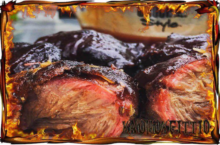 Smoked Pork Cheeks | Savustetut possun posket
