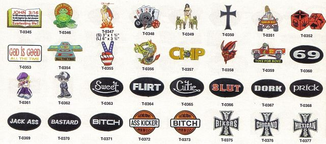 page 22 patches