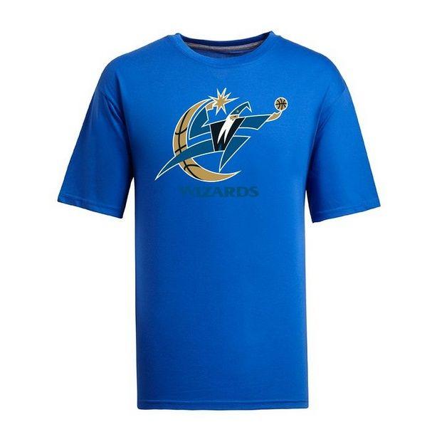 detailing 45067 b24ea awesome NBA Washington Wizards Men's Jersey T-Shirt (Blue ...