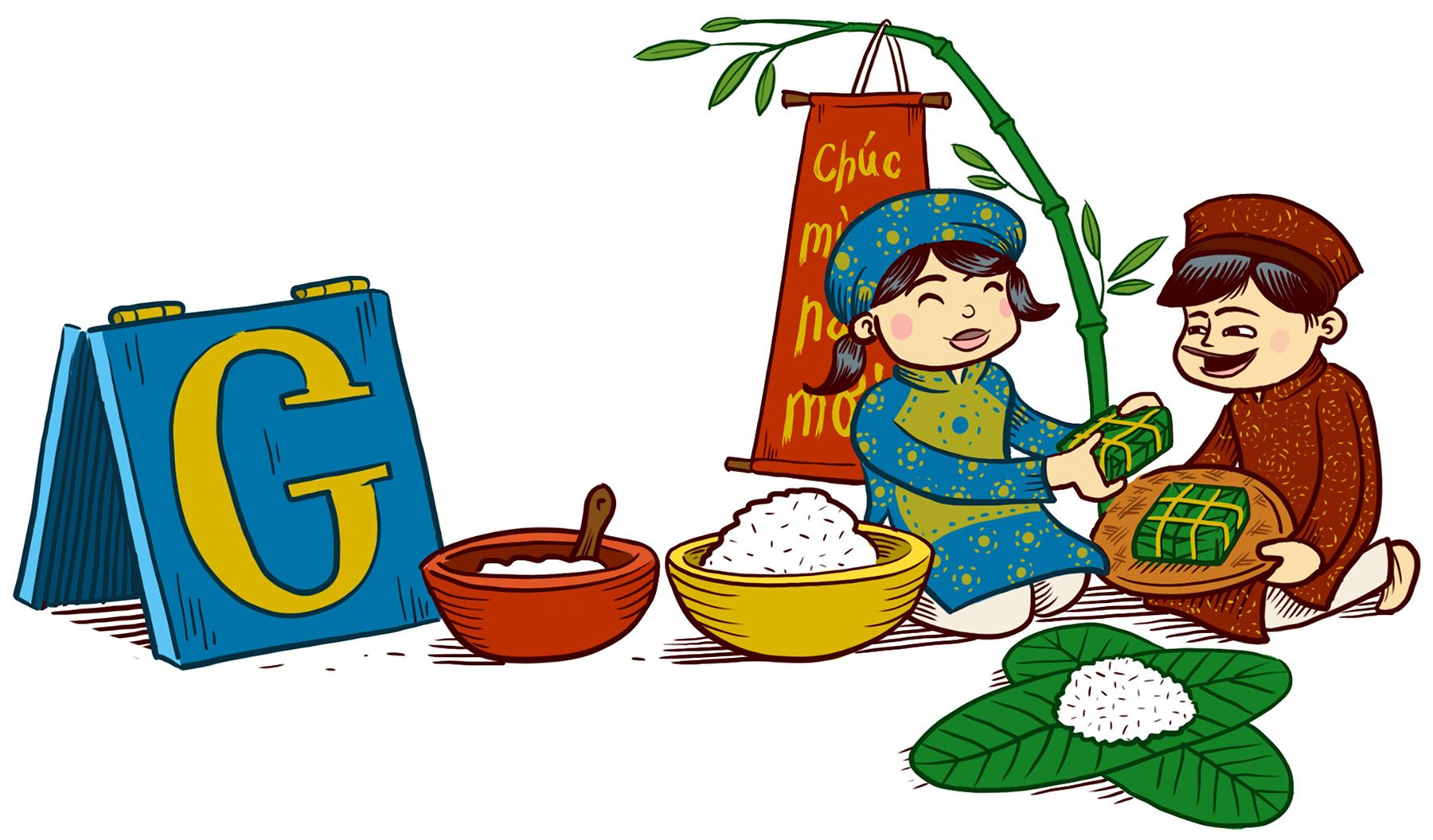 Lunar New Year 2013 Vietnam [Новый год по лунному