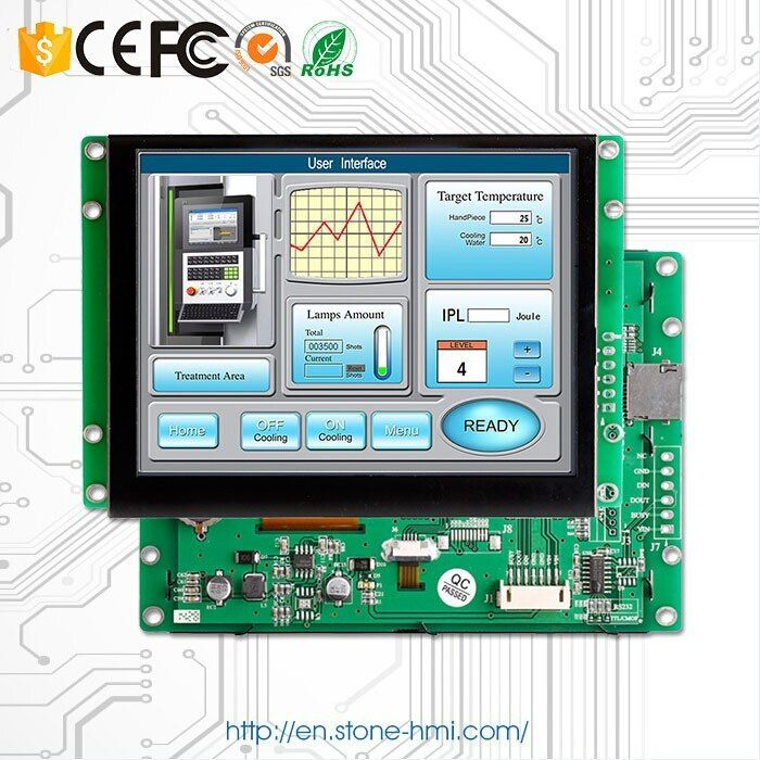 3.5 Inch LCD Module Touch Screen With Controller Board #lcdpanels