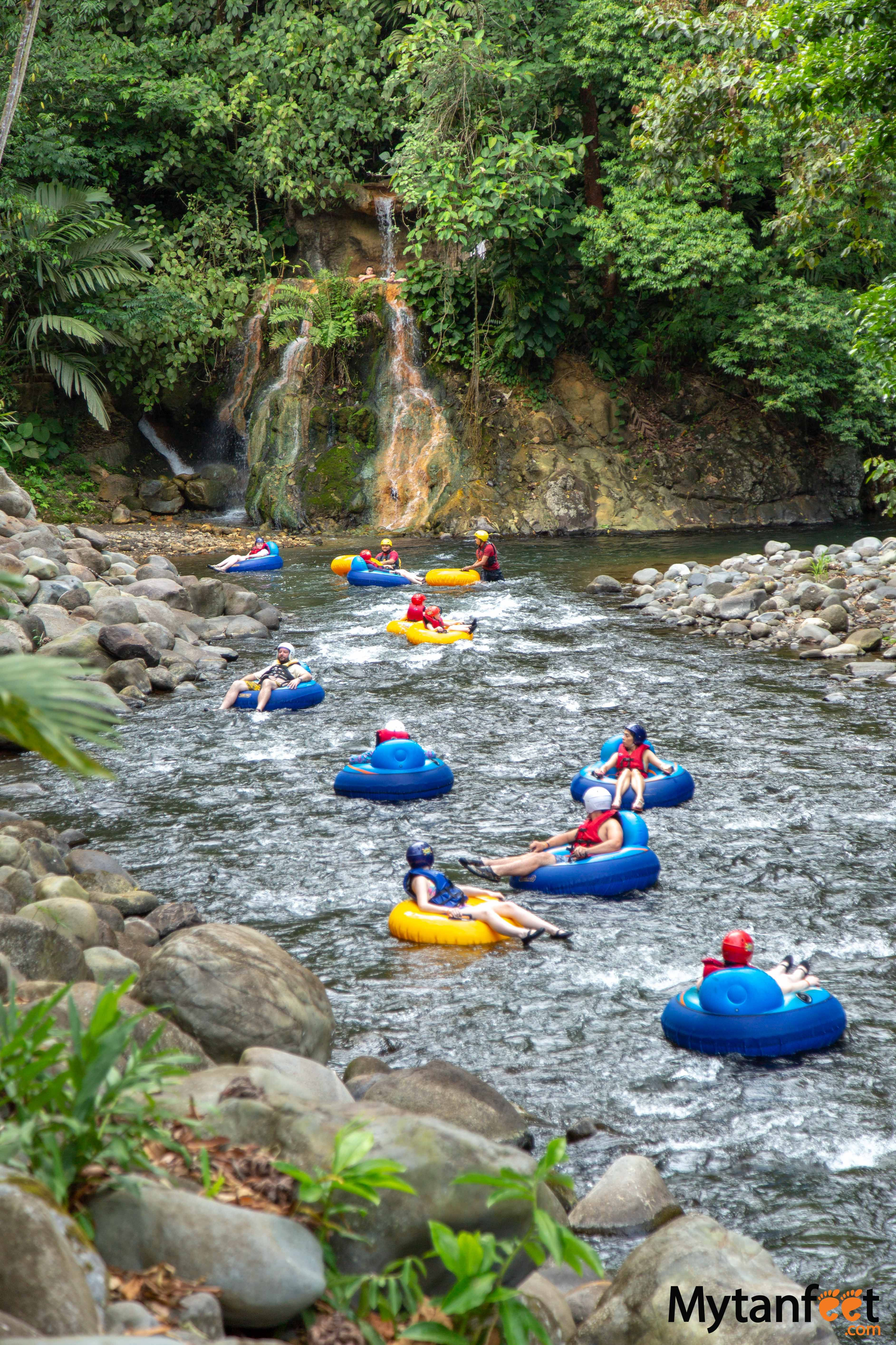 River Tubing At Club Rio On The Springs Resort And