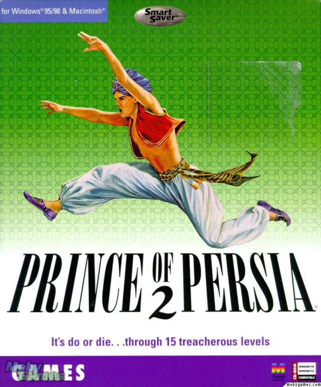 Prince Of Persia 2 The Shadow The Flame Prince Of Persia Classic Video Games Persia