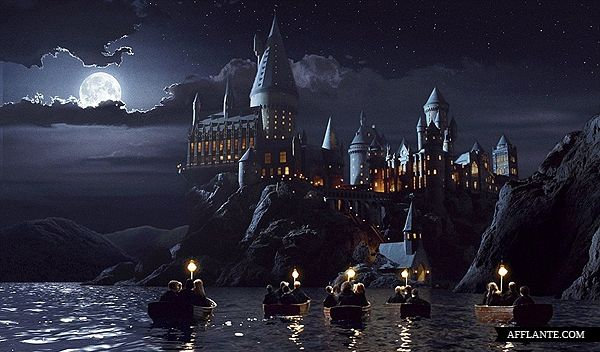 Incredibly Detailed Model Of Hogwarts Castle   Afflante.com